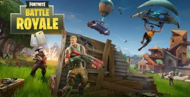 cómo instalar fortnite en PC y en android